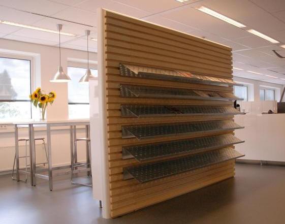 Con ceiling wanden projecten afbouw scheidingswanden kantoor renovatie glazen wand glaswanden - Feuchtigkeit in den wanden ...