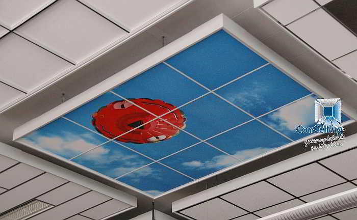 Akoestische Plafonds Armstrong Plafond Afbouw